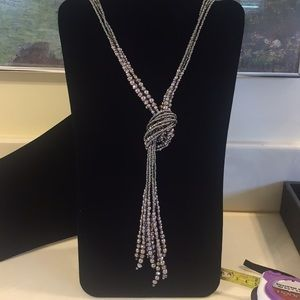 Premier Designs Modern Twist necklace